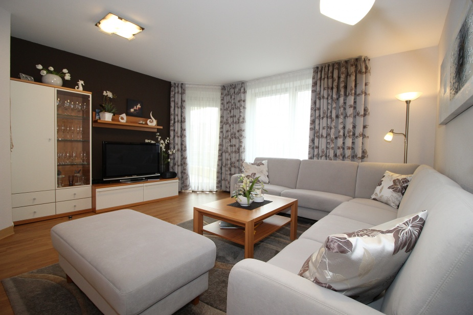 3 zimmer ferienwohnung kurpark residenz app 132 in cuxhaven doese. Black Bedroom Furniture Sets. Home Design Ideas