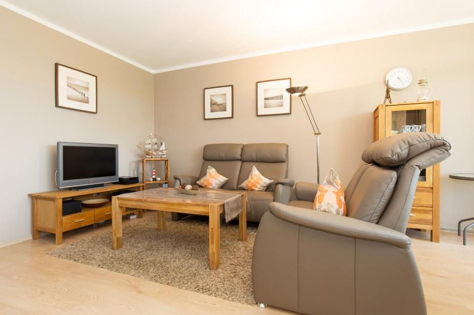 2 zimmer ferienwohnung strandhochhaus d se in cuxhaven doese. Black Bedroom Furniture Sets. Home Design Ideas
