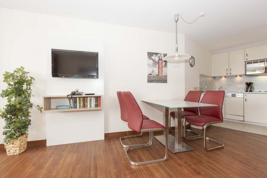 2 zimmer ferienwohnung trafalgar app 423 in cuxhaven doese. Black Bedroom Furniture Sets. Home Design Ideas
